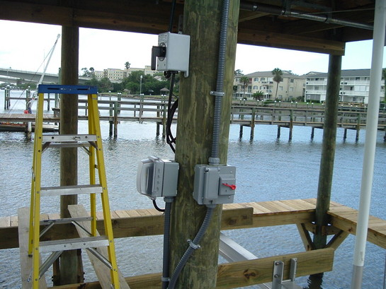 Wiring Diagram For Boat Dock : Dock lifts wiring diagram ipod shuffle wire